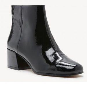 Sole Society TASHIA Block Heel Bootie